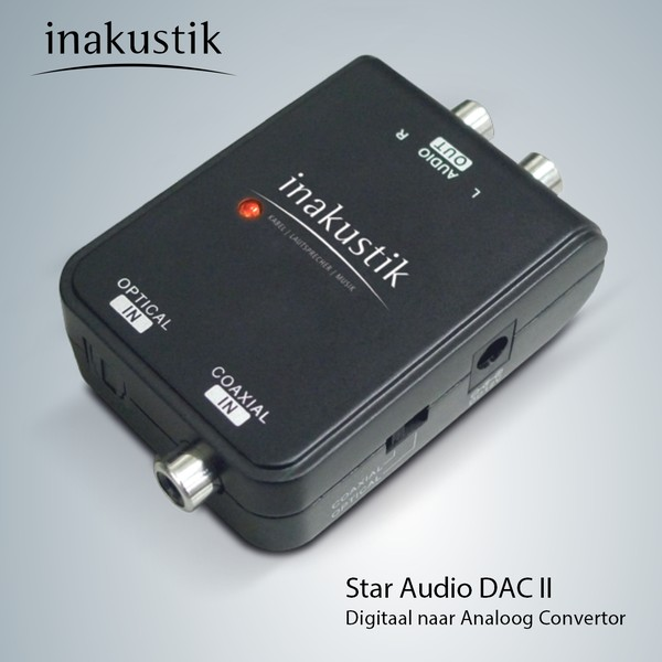 Inakustik Star Audio DAC II