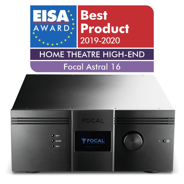 Focal Astral 16 EISA