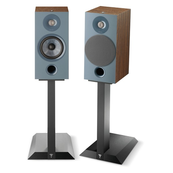 Focal Chora 806 - donker hout