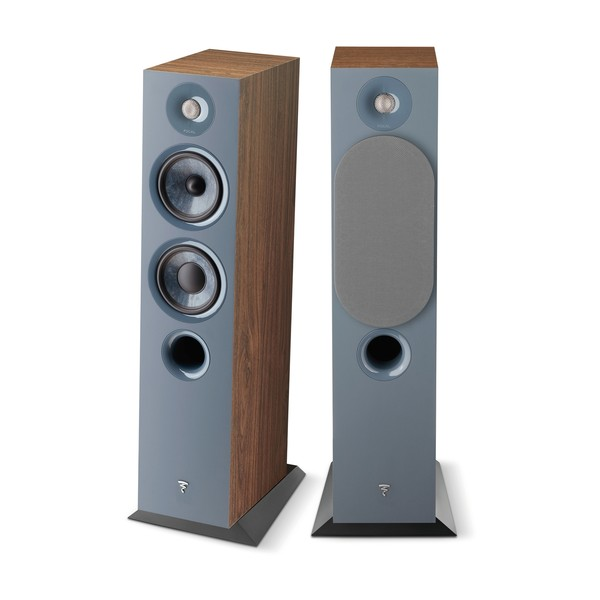 Focal Chora 816 - donker hout