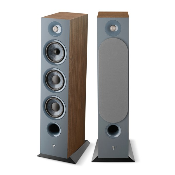 Focal Chora 826 - donker hout