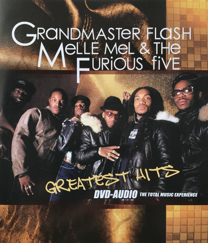 Grandmaster Flash & The Furious five - Greatest Hits
