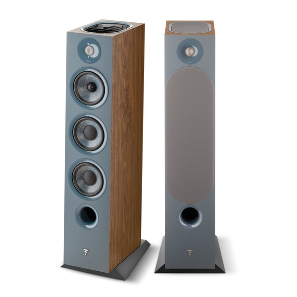 Focal Chora 826D - donker hout