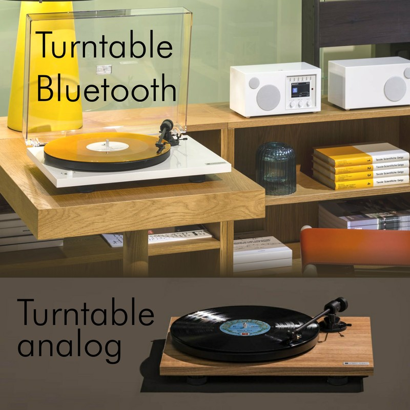 Como Audio Turntables